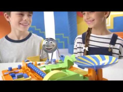 "TOMY ""Screwball Scramble Level 2 "" 20 sec TV Commercial"