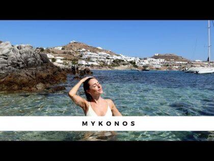 Mykonos 2020 – A 'new normal' travel vlog