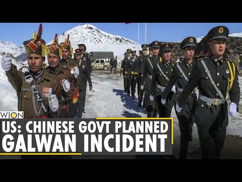 Breaking News: Top US panel says Chinese govt 'planned' Galwan incident | World News | WION News