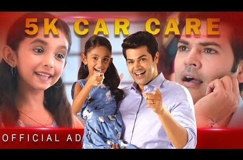 5K Carcare Official Ad | Ganesh Venkat shares TV Commercial Ad | Tamil