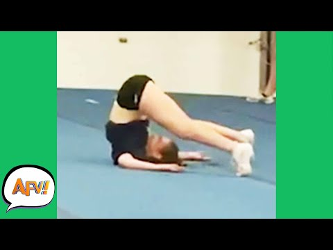How NOT to FLIP! 😂 | Funny Fails | AFV 2020