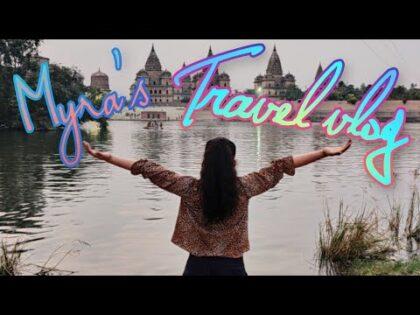 Travel vlog   Jhansi   Myra Singh   Trip   Diwali 2020   family trip