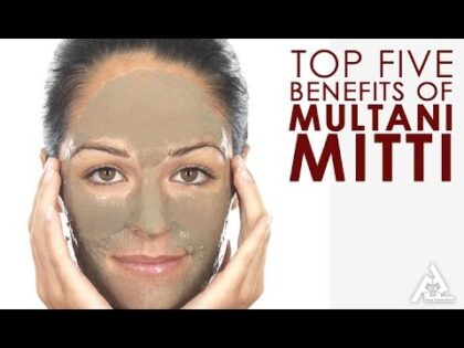 Top 5 Benefits Of Multani Mitti(Fuller's Earth) | Best Health and Beauty Tips | मुल्तानी मिट्टी