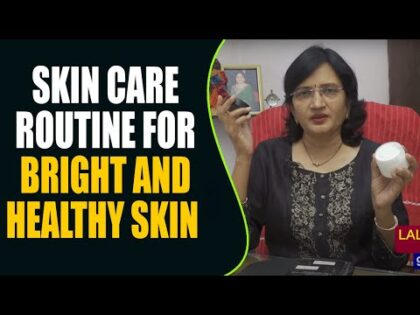 Skin Care Routine For Bright & Healthy Skin | Health And Beauty Tips | Beauty Tips in Telugu |Hai TV