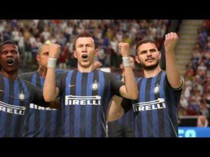 FIFA AI Football – Italy – Serie A – J27 – 10.03.19 – Inter 2-1 Spal