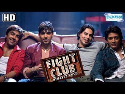 Fight Club (Members Only) – Hindi Action Movies   Sunil Shetty Movies – Ritesh Deshmukh Mvoies  