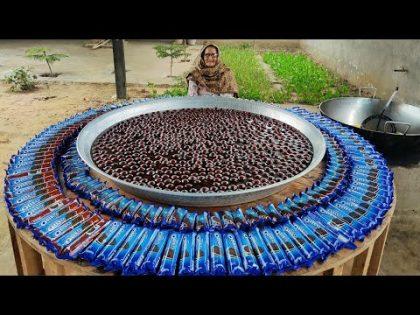 OREO GULAB JAMUN RECIPE   CHOCOLATE GULAB JAMUN   INDIAN DESSERT RECIPES   SWEETS   VEG VILLAGE FOOD