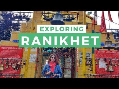 Exploring Tourist Places In Ranikhet During Pandemic | Uttarakhand Travel Vlog | DesiGirl Traveller