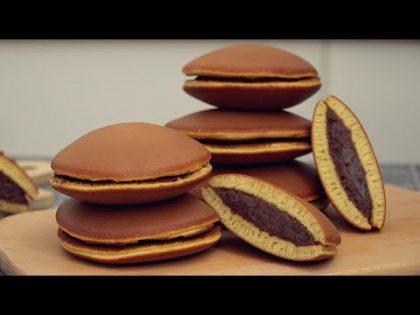 Dorayaki Recipe – Japanese Pancake Street Food