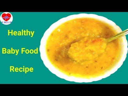 Healthy Baby food Recipe // বাচ্চার ওজন বাড়াতে আমাদের মা ঠাকুরমারা এটাই খাওয়াতেন // baby food //