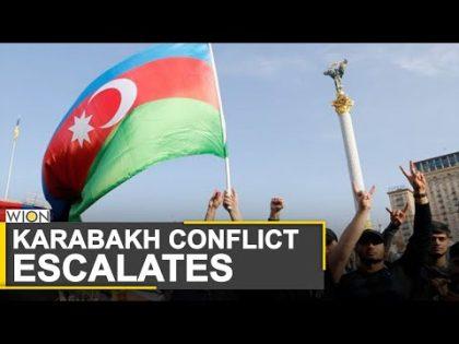 Armenia Azerbaijan Conflict: Azerbaijan destroys Armenia's two missile launch sites | World News