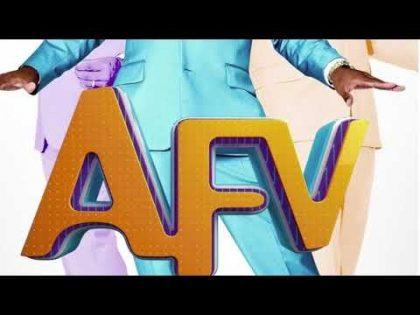 Best of AFV America's Funniest Home Videos Sonic Milkshake on girl from balloon toss 😂