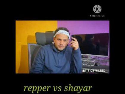 R2h funny video 😂 rapper vs shayar😂 Viral video plz support kare