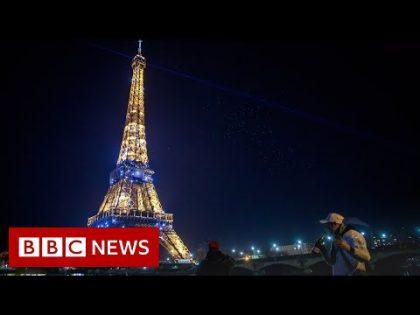 How 2021 was celebrated around the world – BBC News