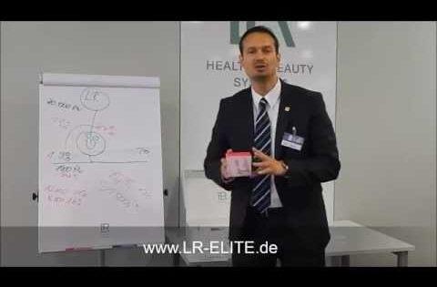 LR Geschäftsvorstellung inkl. Starterpaket von LR Health & Beauty – LR Partner
