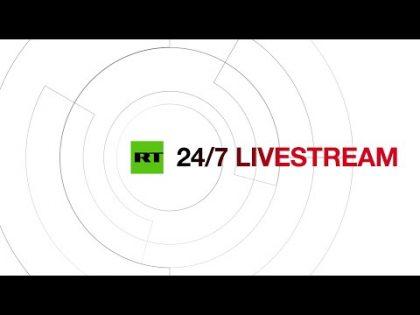 RT News 24/7 LIVESTREAM
