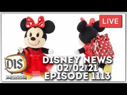 Walt Disney World News & Discussion | 02/02/21
