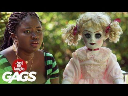 Possessed Doll Takes Revenge On The Living