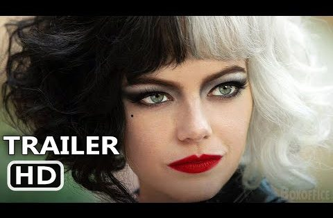 CRUELLA Official Trailer (2021) Emma Stone, Disney Movie HD