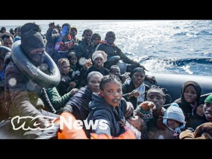 Inside The World's Deadliest Migrant Route