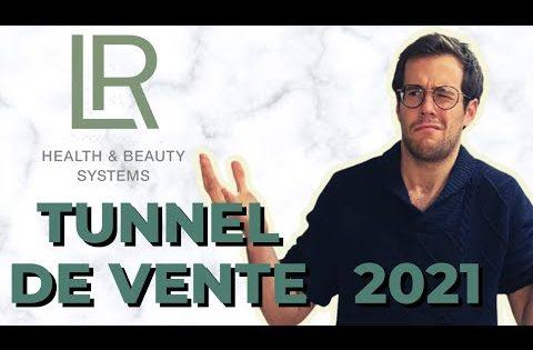 LR HEALTH AND BEAUTY Tunnel de vente MLM / marketing de réseau pour LR