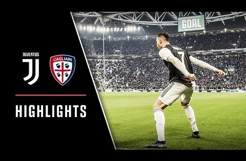 HIGHLIGHTS: Juventus vs Cagliari – 4-0 – Ronaldo hat-trick!
