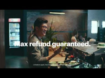 """H&R Block 2021 Commercial """"Max Refund"""" (Official :15) TV Ad"""