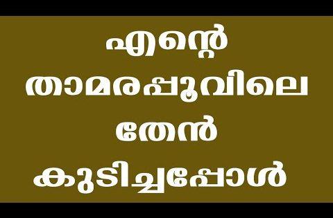 എന്റെ താമര ഇതളുകൾ പറിച്ചെടുത്തപ്പോൾ || Lifestyle Tips in Malayalam Beauty Relationship Health Tips
