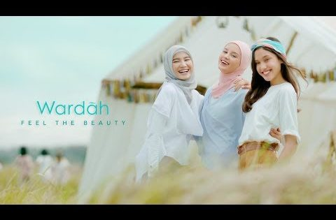 TV Commercial: Wardah Feel The Beauty
