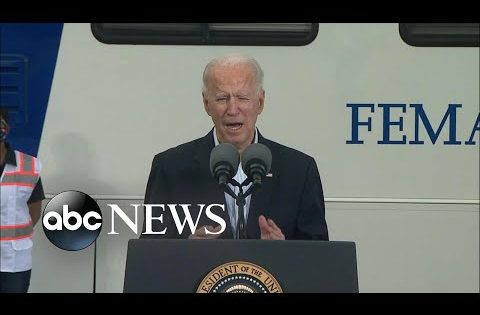 Biden visits Texas following cold weather disaster | WNT