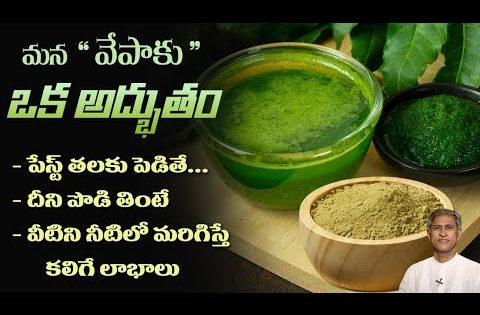 Medicinal Miracles of Neem Leaf | Health and Beauty benefits of Neem | Dr. Manthena's Health Tips