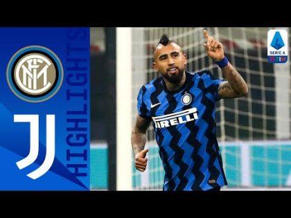 Inter 2-0 Juventus   Inter Shock Juve in Important Win!   Serie A TIM