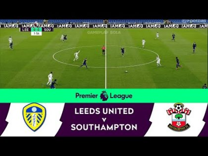 Leeds United v Southampton   English Premier League   EPL Matchday 25