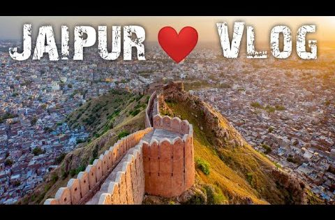 Jaipur Travel Vlog 2021 || Jantar Mantar & Nahargarh Fort || Himalayan Traveler