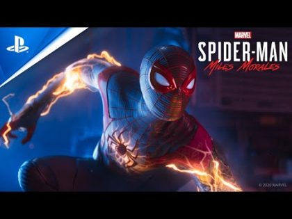 Marvel's Spider-Man: Miles Morales – Be Yourself TV Commercial | Playstation