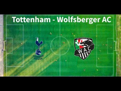 Tottenham 4-0 Wolfsberger AC All Goals Europa League Highlights
