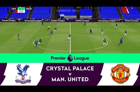 Crystal Palace v Manchester United | English Premier League 2021 Matchday 27