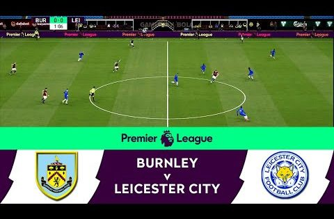 Burnley v Leicester City | English Premier League 2021 Matchday 27