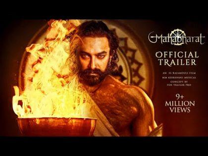 Mahabharat – Trailer | Aamir Khan | Hrithik Roshan | Prabhas | Deepika Padukone | Rajamouli
