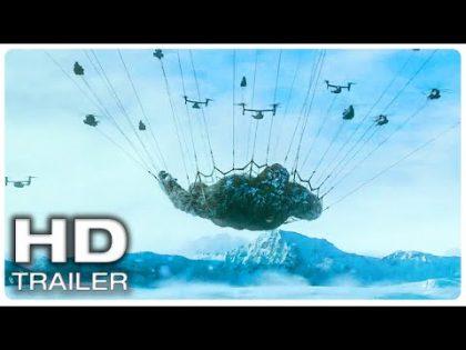 "GODZILLA VS KONG ""Monarch Captures Kong"" Trailer (NEW 2021) Monster Movie HD"