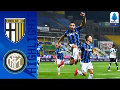 Parma 1-2 Inter | Alexis Sanchez Brace Widens Gap At The Top | Serie A TIM