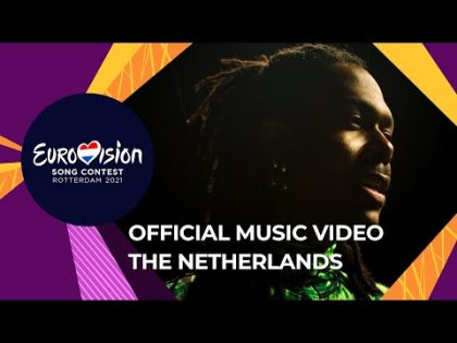 Jeangu Macrooy – Birth Of A New Age – The Netherlands 🇳🇱 – Official Music Video – Eurovision 2021