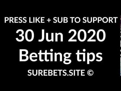 Football Betting Tips Today – 30 June 2020 – La Liga, EFL Champiomship, Serie A Predictions