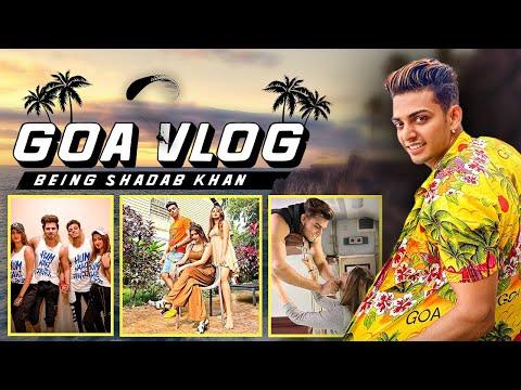 Travelling To Goa In Lockdown | Goa Vlog | Shadab Khan