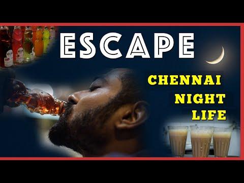 Escape ft.Varun | Chennai Night Life | Episode-2 | Travel Vlog | Parithabangal