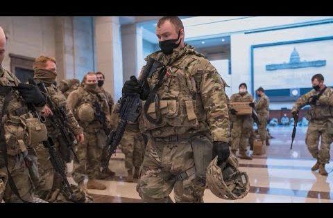 America Under Lockdown | Christian World News – January 15, 2021