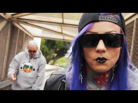 """LadyDice & Down3r – """"Throw It Up"""" (Official Music Video)"""