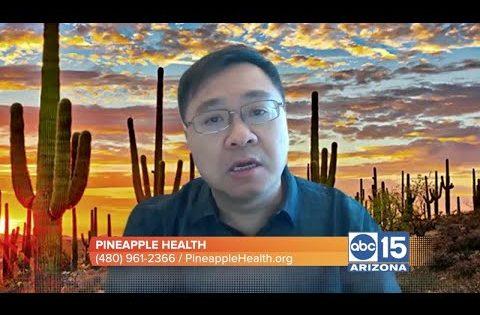 Pineapple Health: Bridging the gap between health and beauty