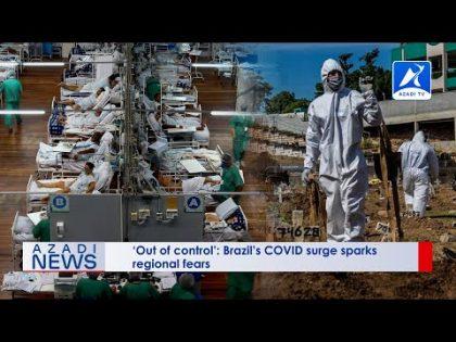 Rohingya World News | 12 April 2021 – Azadi TV