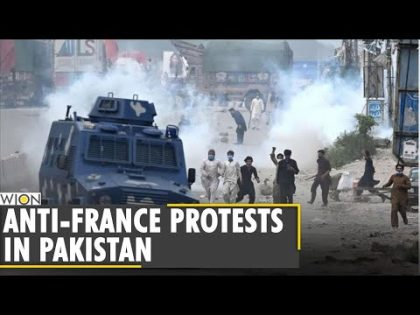 French embassy advises citizens to leave Pakistan after anti-French protests | English News | World